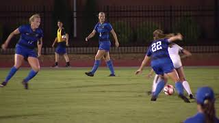 @MT_Soccer vs ODU Highlight