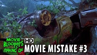 Jurassic Park (1993) movie mistake #3
