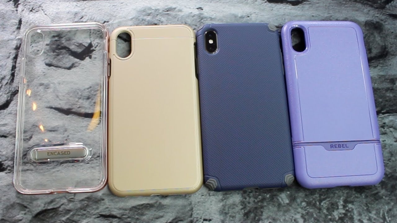 finest selection f0e89 1be78 Encased Lineup || iPhone Xs Max