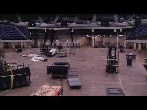 U.S. Cellular Center Time Lapse