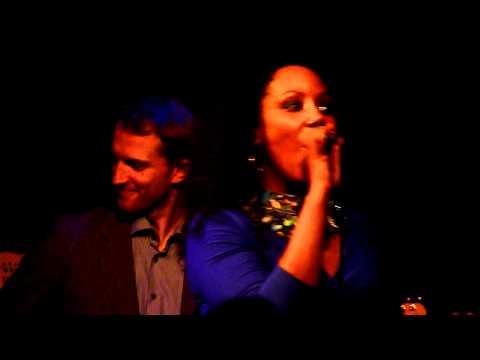 Adriana Evans - Seeing is believing - Live in London June 2011