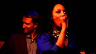 Adriana Evans - Seeing is believing - Live in London June 2011