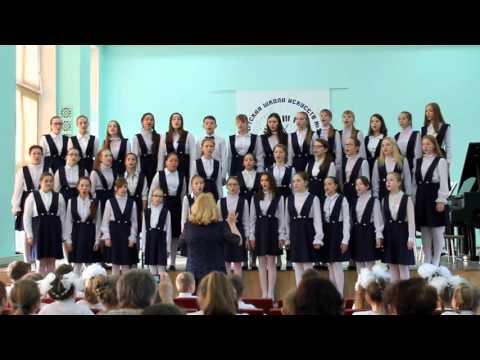 Старший хор «Фантазия» - «Мы поём веселья песни»