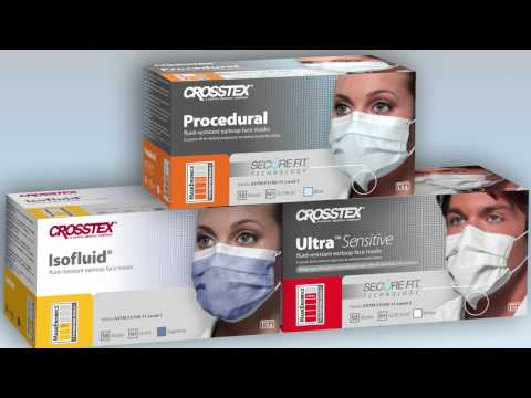 crosstex surgical face masks disposable
