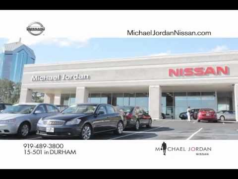 the savings are big at michael jordan nissan durham nc youtube. Black Bedroom Furniture Sets. Home Design Ideas