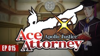 Apollo Justice: Ace Attorney (3DS) #15 ~ Turnabout Corner - Day 2, Trial Latter (2/2)
