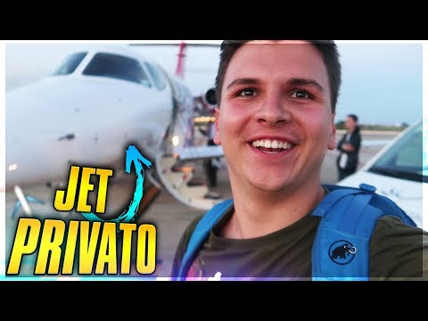 SU UN JET PRIVATO PER IBIZA CON AFROJACK ✈️ / Vlog 3