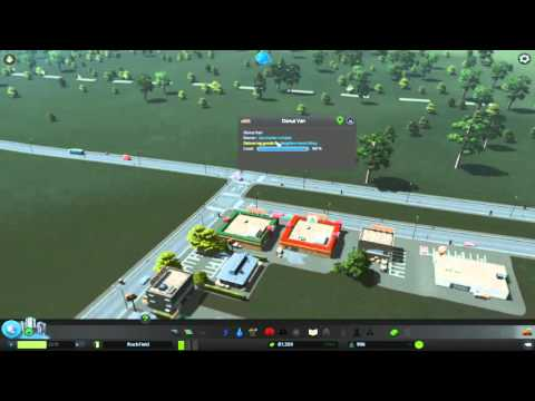 Cities Skylines Gameplay Fastplay Part 1 (no commentary) |