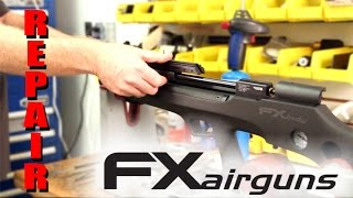 FX Bobcat / Indy Shroud Removal
