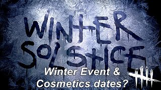 Dead By Daylight| Potential Winter Solstice Event & cosmetics release dates
