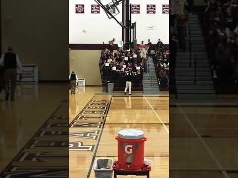 Parchment High School Pep Band—Rocky Theme 12/14/2018