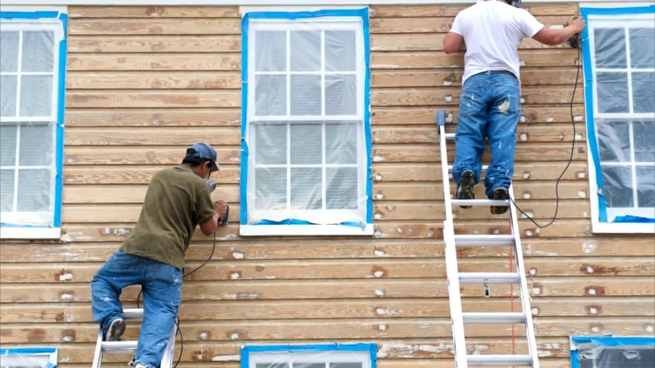 The Most Important Steps In Exterior Paint Prep Ct S Painting