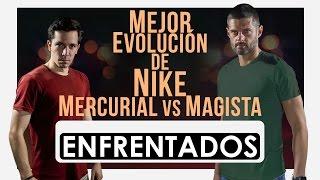 ENFRENTADOS · Mejor Evolución de Nike