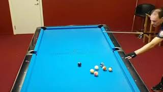 Extreme 8-ball escapes !!