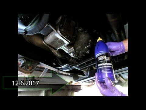 1994 ford f350 automatic transmission fluid type
