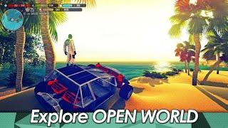 X Survive: Open Woŗld Building Sandbox Mobile Gameplay