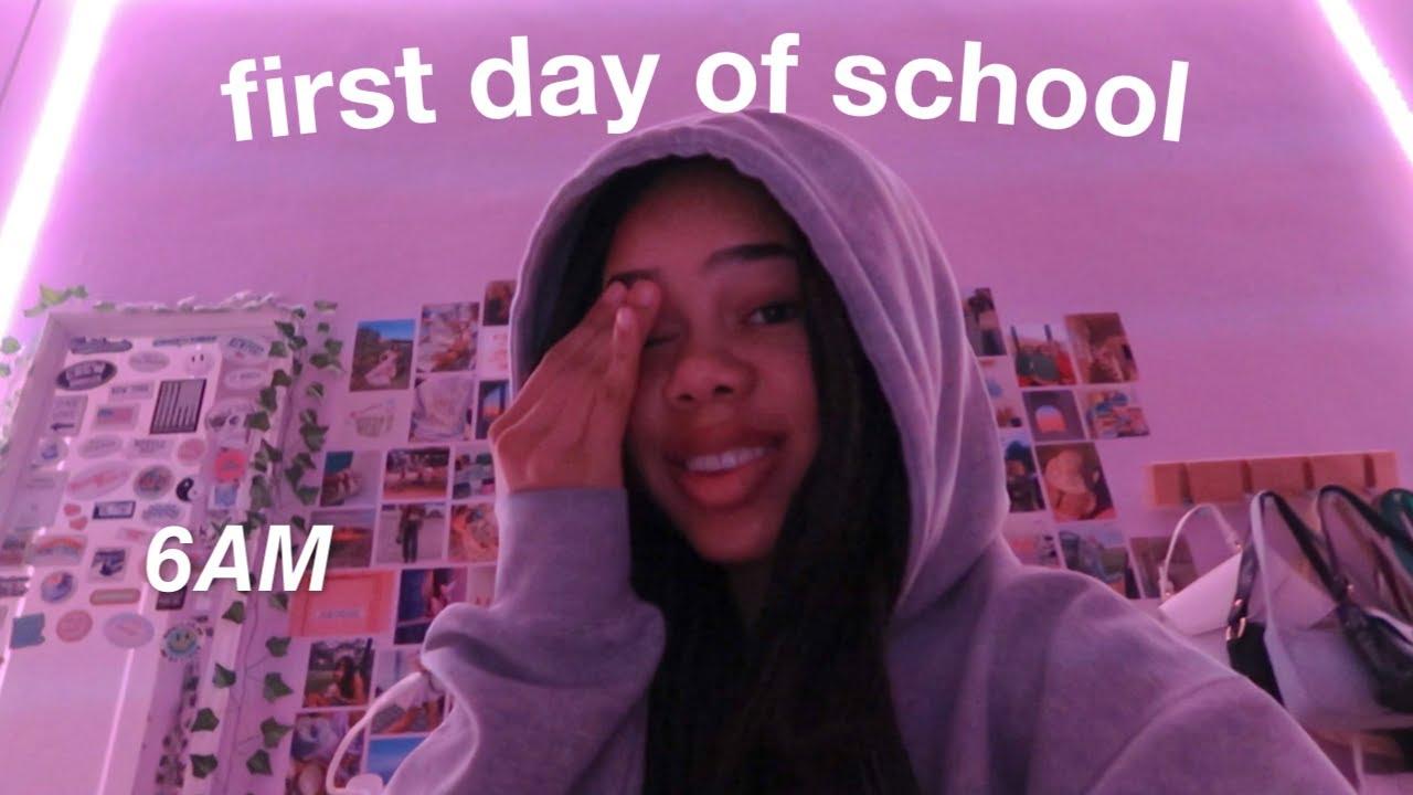 Download first day of school GRWM *high school*