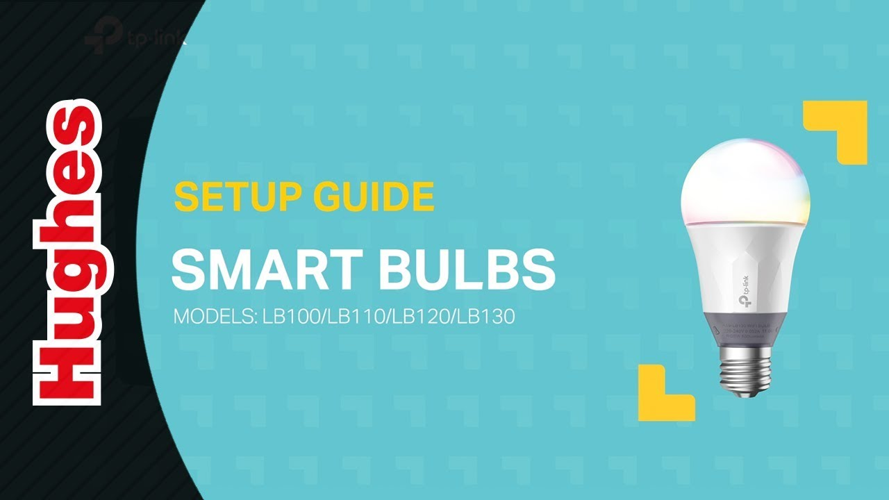 Setting up your TP-Link Smart Bulb