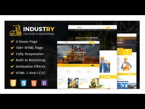 Industry - actory & Industrial HTML Mobile Responsive Template ... on industrial modern concrete house, folly design, graphic design, open-concept office design, industrial photography, industrial inspired kitchen, interior design, industrial antiques, log restaurant design, industrial food, commercial architecture design, industrial advertising, industrial bathroom, industrial shop designs, accessory design, commercial kitchen design, industrial look kitchen, industrial kitchen decor, industrial construction, industrial modern homes,