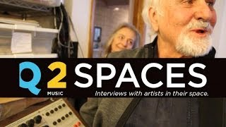 At Home with Morton Subotnick and Joan La Barbara: Q2 Spaces