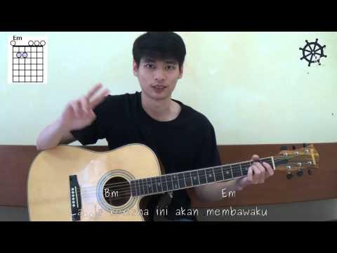 Akustik Gitar - Belajar Lagu (Lapang Dada - Sheila on 7)