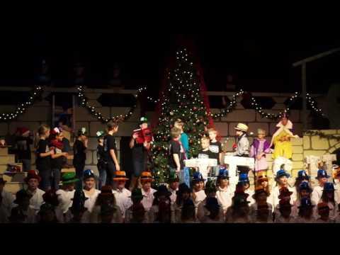 TCS Elem Christmas 2016 REALLY REALLY REALLY GOOD NEWS