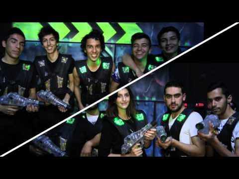 LASER GAMES MARRAKECH - reportage video Marrakech Maroc