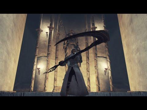 Dark Souls 2 - Oro's Arsenal: Scythe of Want