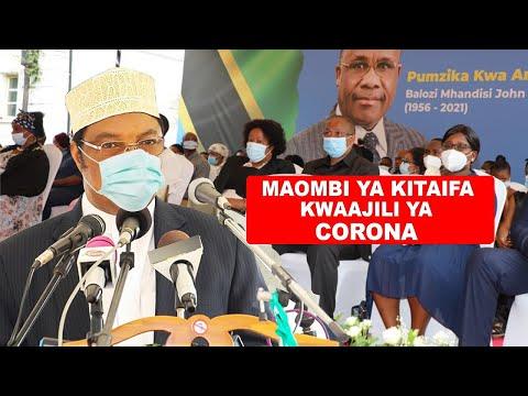 Majaliwa Aweka Wazi Ugonjwa wa C0R0NA Tanzania Tuvae Barakoa Familia yaweka wazi kilichomuua Kijazi