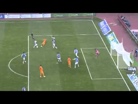 Asier Illarramendi Goal ~  Real Sociedad vs Real Madrid 0-1 ~ 05/04/2014