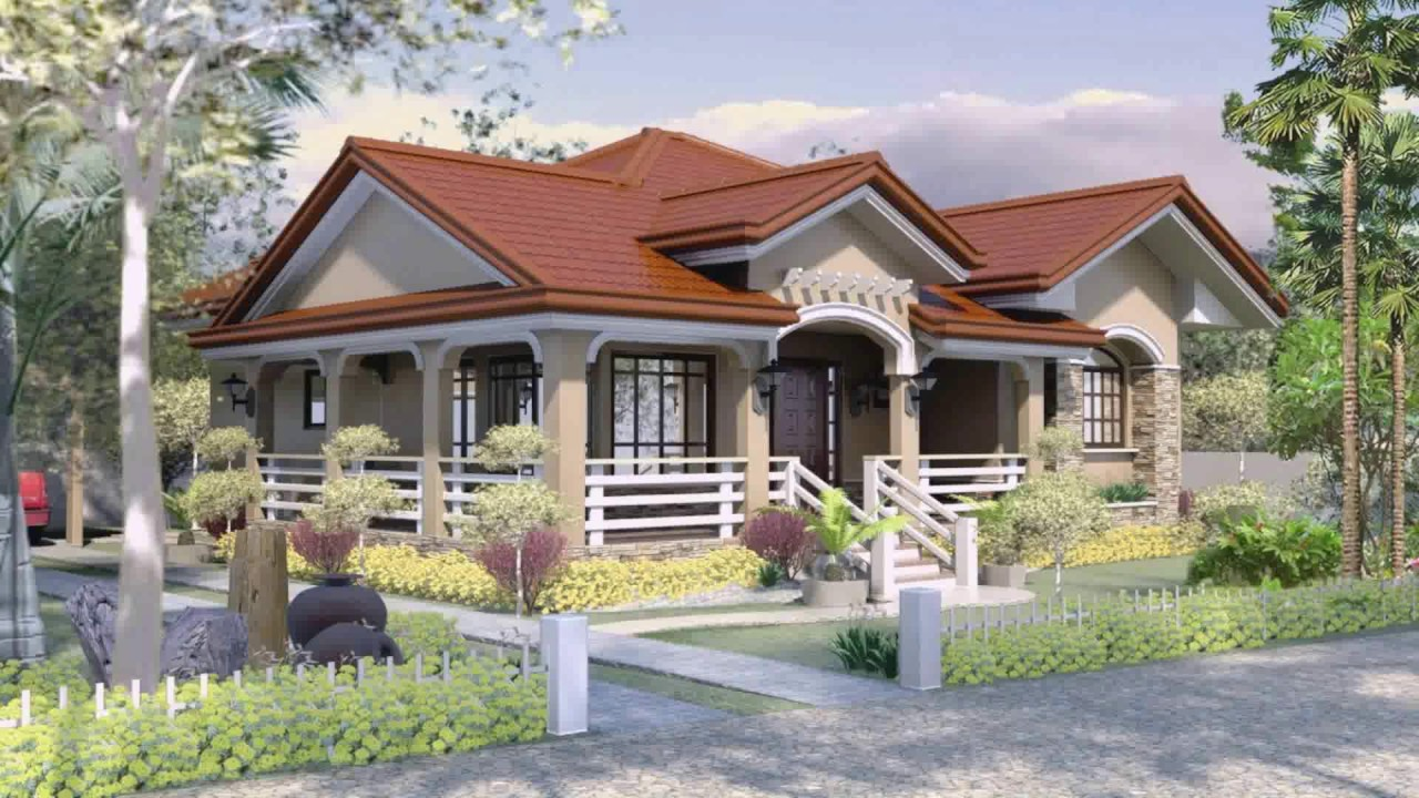 Simple small house design in the philippines