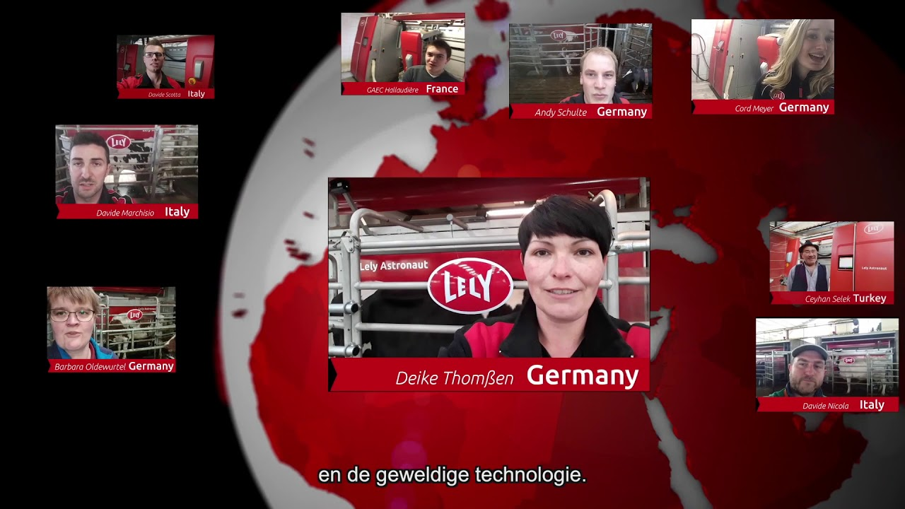 Lely Astronaut A5 – ervaringen na één jaar – Video 7 (NL)