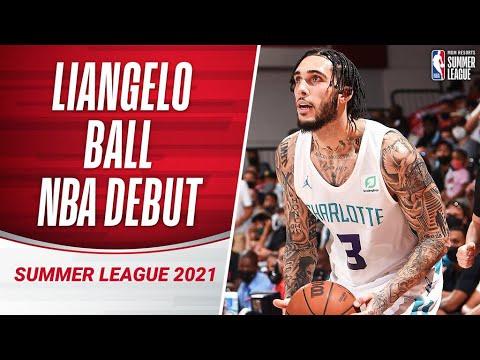 Download LiAngelo Ball IMPRESSIVE NBA DEBUT 16 PTS in 16 MIN 🔥