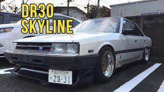 JDM Car Treasure Hunt in Tokyo, Japan!   VLOG