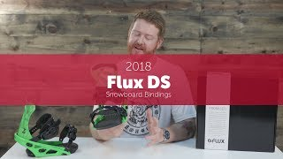 2018 Flux DS Snowboard Bindings - Overview