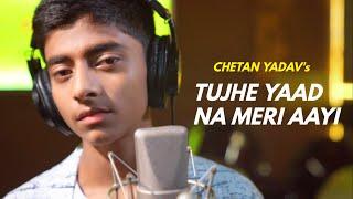 Tujhe Yaad Na Meri Aayee   cover by Chetan Yadav   Sing Dil Se   Shah Rukh Khan  Kajol  Udit Narayan