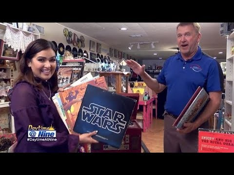 DAYTIME AT NINE: National Record Store Day w/ TV Host Danielle Banda