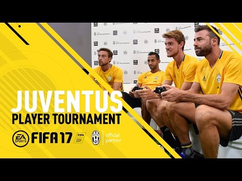 FIFA 17 - Juventus Player Tournament - ft. Barzagli, Benatia, Marchisio, Rugani