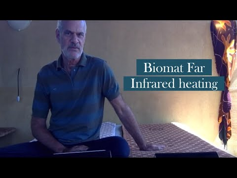 Infrared Mats Biomat Vitamat Therasage Analysis Compa