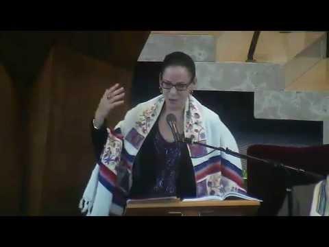 """Why Does Israel Matter?"" Scholar-in-Residence Rabbi Rachel Sabath Beit Halachmi at Fairmount Temple"