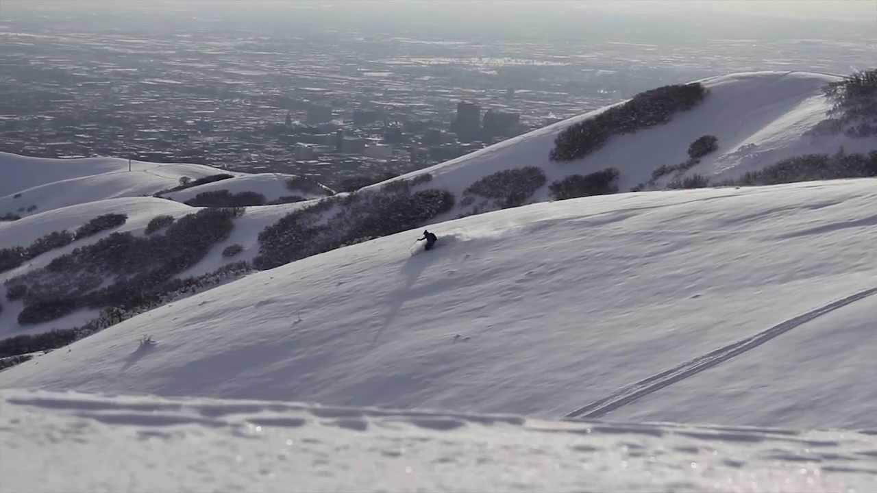 Best of 2012-13 Deep Powder - Ski Utah