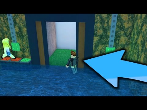 HOW TO BE INVINCIBLE IN ROBLOX FLOOD ESCAPE!!