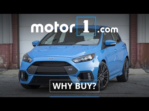 Why Buy?   2016 Ford Focus RS Review