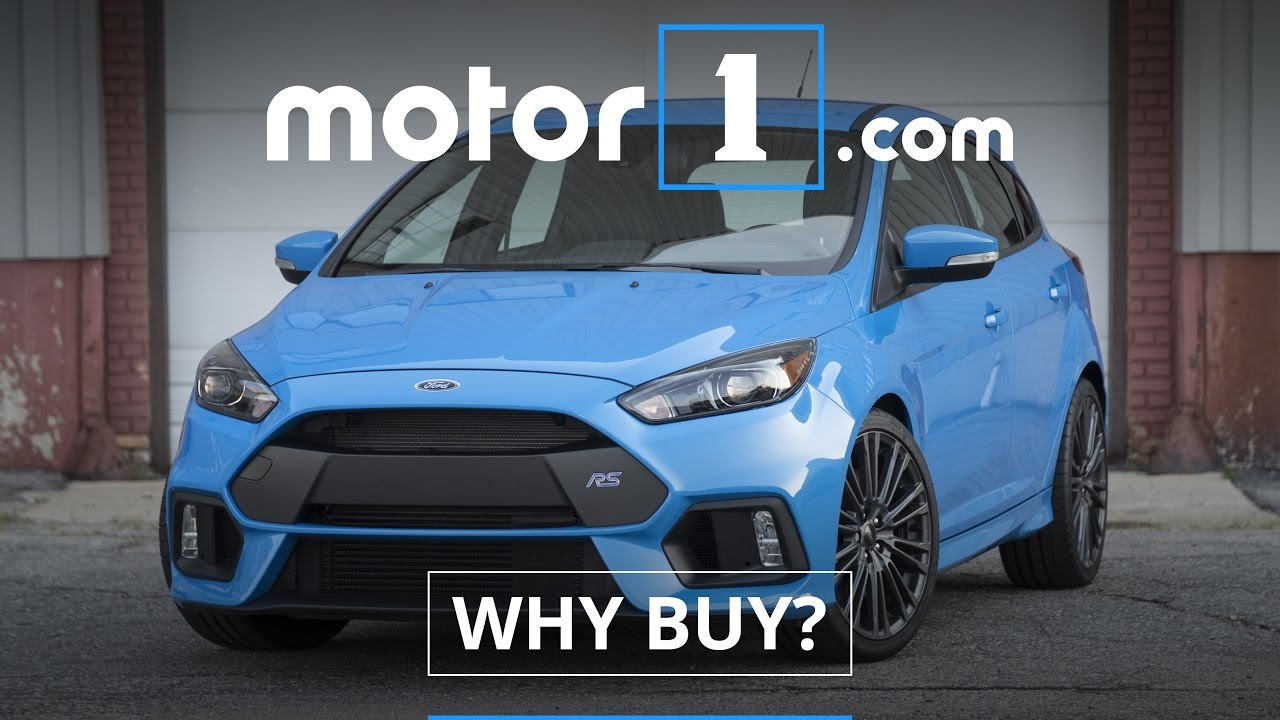 2016 Ford Focus Rs Review You