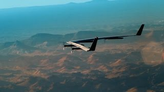 Facebook launches its unmanned solar-powered internet service provider