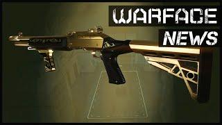 Warface News Fabarm S.A.T. 8 Pro Gold