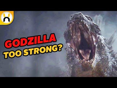 Why Godzilla Might Be Ridiculously Overpowered