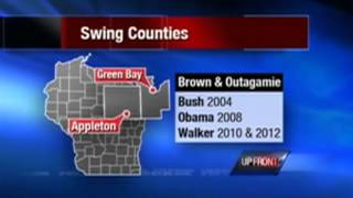 Swing counties could decide 2012 election