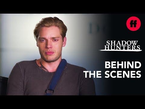 Shadowhunters Behind The Scenes | Season 3, Episode 13: Demonic Twinning Rune | Freeform