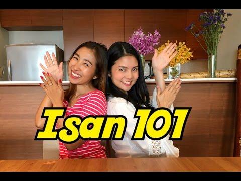 Thai Lesson: Isan 101 (Basic Northeastern Thai Dialect)